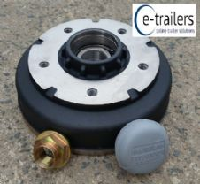 Brake Drums - Ifor Williams